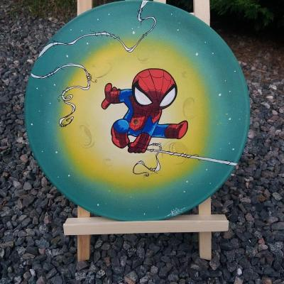 Vinyle Spider Man