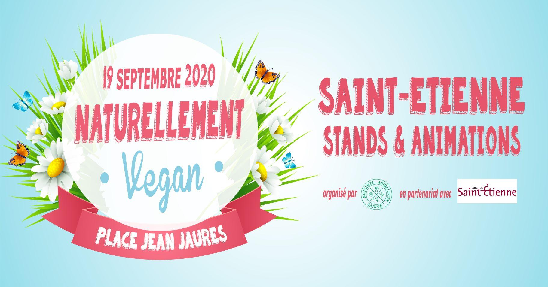 Naturellement vegan 2020